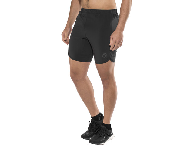 La Sportiva Gust - Short running Homme - noir